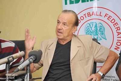 Victor Agali Was Part Of The Reason Why I Took The Eagles Job- Rohr    Super Eagles coach Gernot Rohr says his memorable experience working with former Nigeria international Victor Agali at French Club OGC Nice was one of the reasons he decided to take up the Nigeria job.  Agali played under Rohr at French Ligue 1 club OGC Nice in the 2004-2005 season after moving from Bundesliga club Schalke 04 where he spent three seasons. Recollecting on his time with Agali at OGC Nice Rohr recalled how…