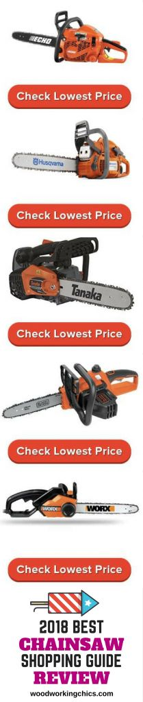 Best Chainsaw for 2018 – The Best Gas Chainsaw and Electric Chainsaw guide!