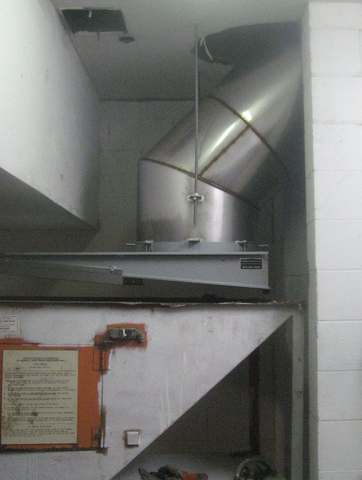 Sheet Metal Chute : Images about laundry chute design ideas on pinterest