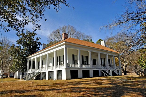 136 best images about antebellum homes on pinterest for Civil war plantation homes for sale