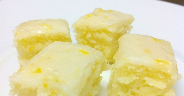 BeckyCharms & Co.: Lemony Lemonies Luscious Lemon Brownies