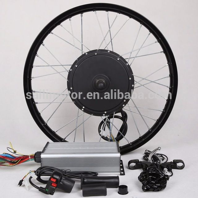 Source 3000w 5000w E Bike Conversion Kit For Electric Engine