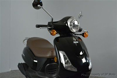 New 2015 SYM Fiddle II San Francisco Scooter