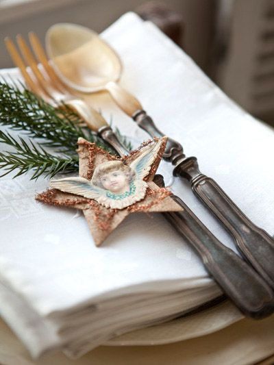 Anna Truelsen interior stylist: French Christmas with Anna-Karin