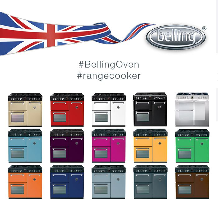 The ultimate appliance for your kitchen has to be one of our stunning British-made range cookers. Fully featured to enjoy the benefits of multi-cavity cooking with up to 4 independent ovens, massive capacities, easy cleaning and maintaining, telescopic shelves, programmable timers... Whatever your style, we have the right fuel, size and colour you need to express it at the heart of your home.