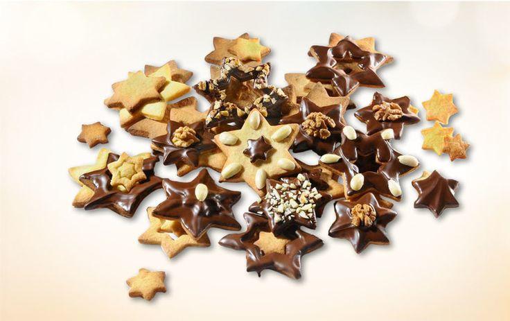 Przepis na Świąteczne ciasteczka - VIDEO