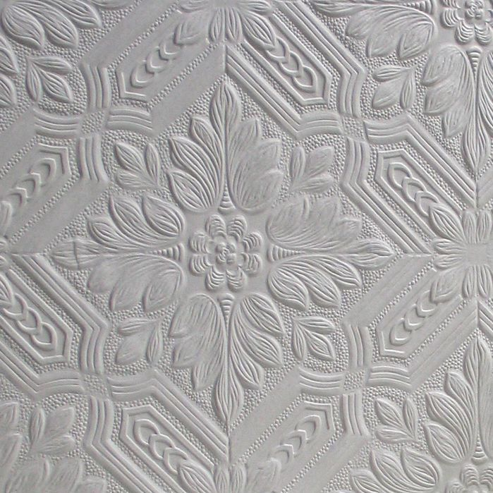 25 best paintable textured wallpaper craze images on for Embossed wallpaper
