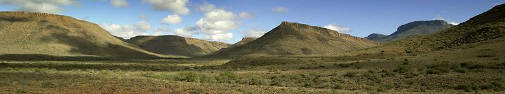 Karoo National Park - SANParks - Official Website