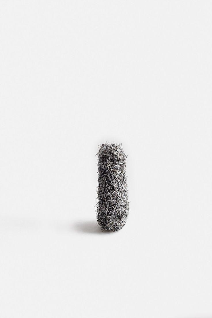 Shredded Vase