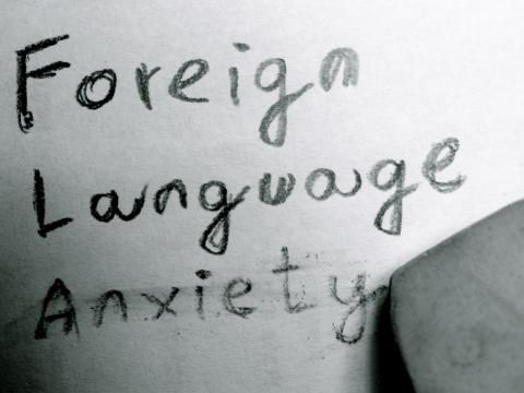 Have you ever felt worried or anxious when you were about to speak in foreign language? Suddenly you forgot everything you wanted to say or you couldn't concentrate at all. Does it sound familiar?  Let's find out what can we do about it. :)