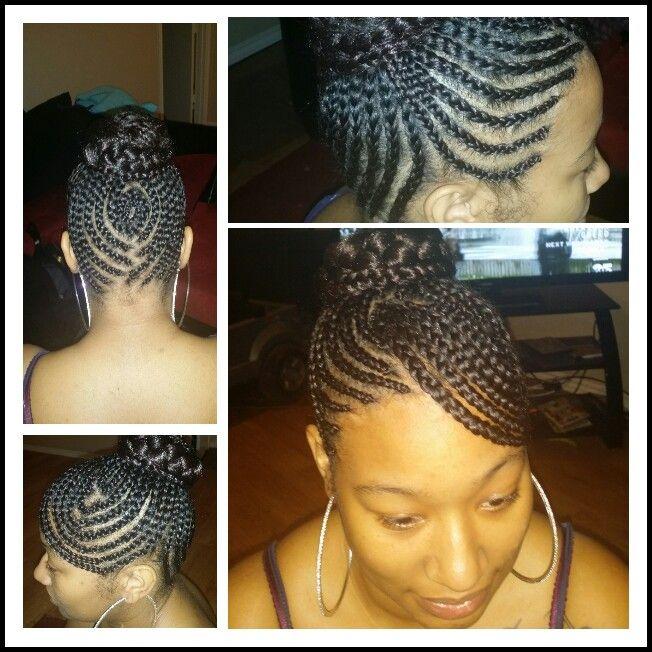 Marvelous 1000 Images About Hair On Pinterest Swoop Bangs Ghana Braids Hairstyles For Men Maxibearus