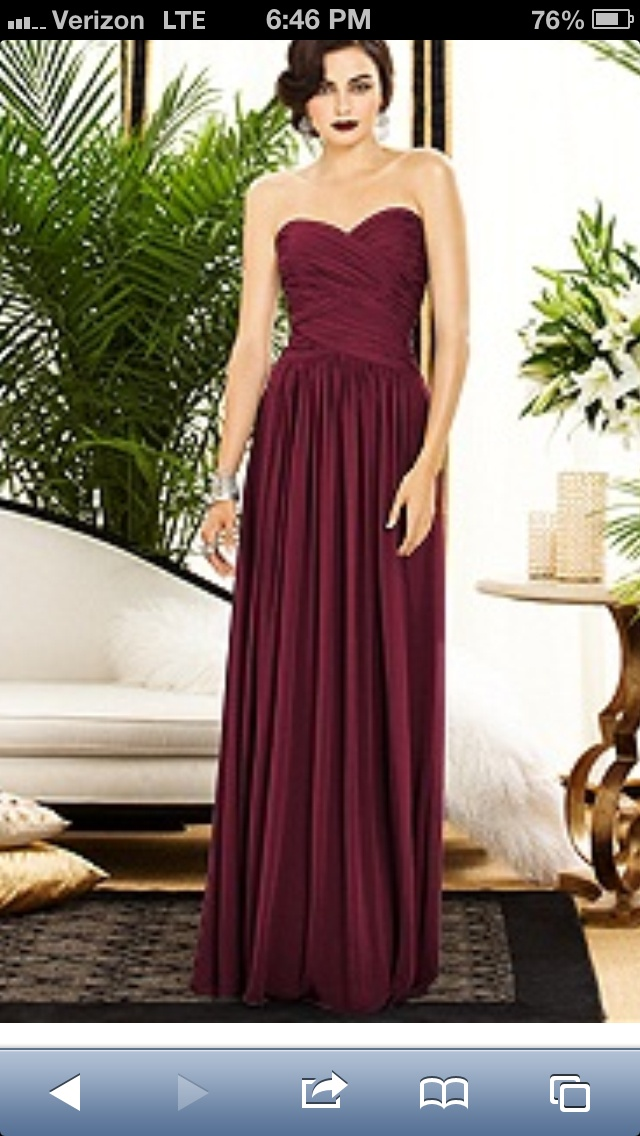 burgundy wedding dresses 744 best bridesmaid dresses images on 2130