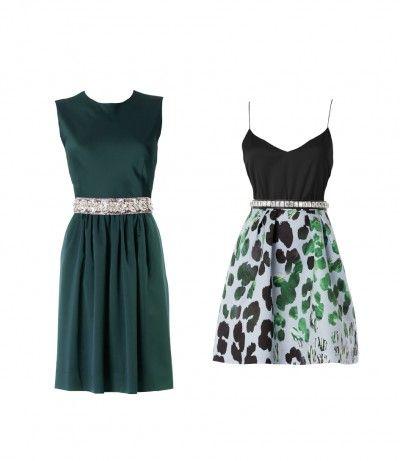 MIX & MATCH YOUR PERFECT DRESS - TOP & SKIRT