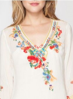 Miranda Blouse Shell