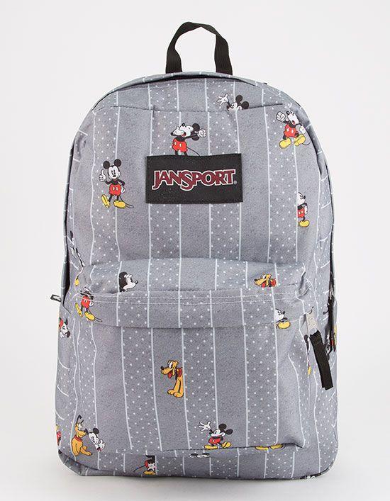 JANSPORT x DISNEY SuperBreak Hide & Seek Backpack