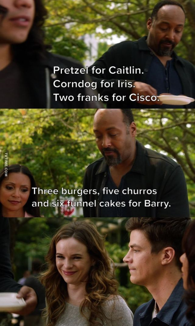 in which i am barry allen