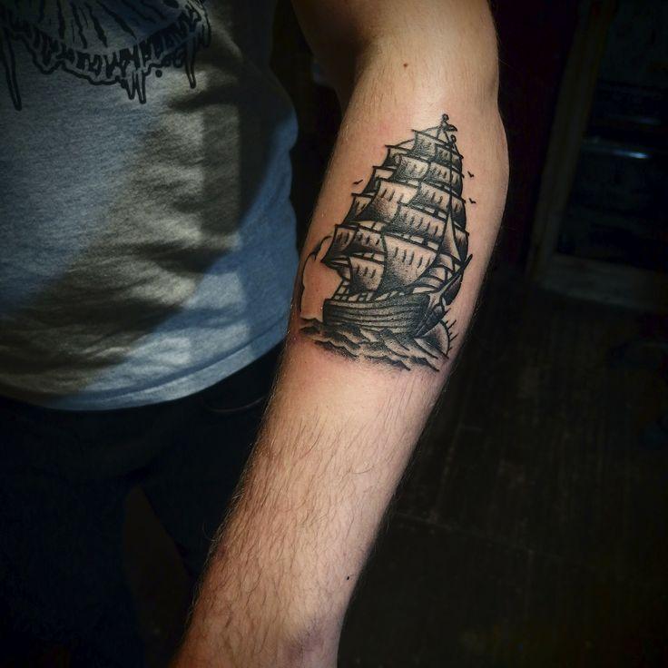 Bastien Jean - Traditional Tattoos: Photo