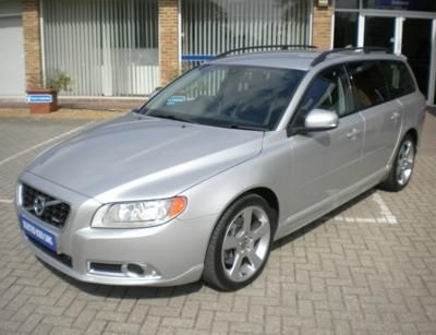 2009 Volvo V70 D5 (205) R Design Se Premium Geartronic, from £628.35 p/m on finance