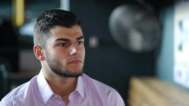 Lance McCullers. Another baseball babe.