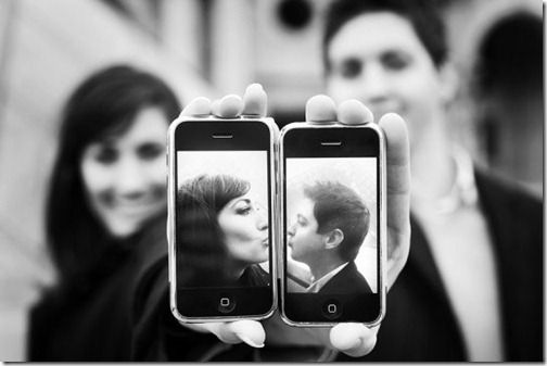 Long distance love and the magic of FaceTime