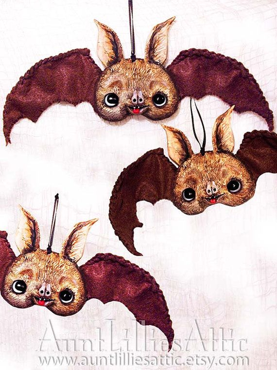 halloween bat ornament halloween decoration vampire bat - Vampire Halloween Decorations