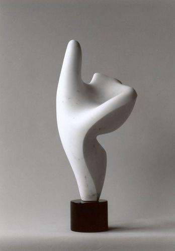 "Editt Davidovici | ""Pirouette"" 1999 Dim 55cm H x 28cm W"