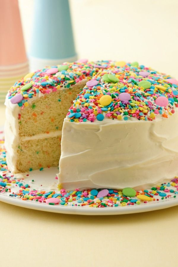 Best Kid Birthdays Images On Pinterest Birthday Party Ideas - Betty crocker birthday cake