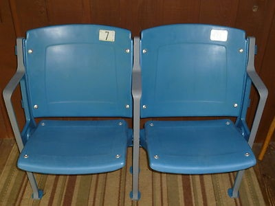 would love to have these...memories since age 0! DODGER STADIUM - BLUE - memorabilia stadium seats
