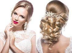 Bildergebnis für wedding hair extension