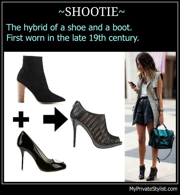 SHOE: SHOOTIE