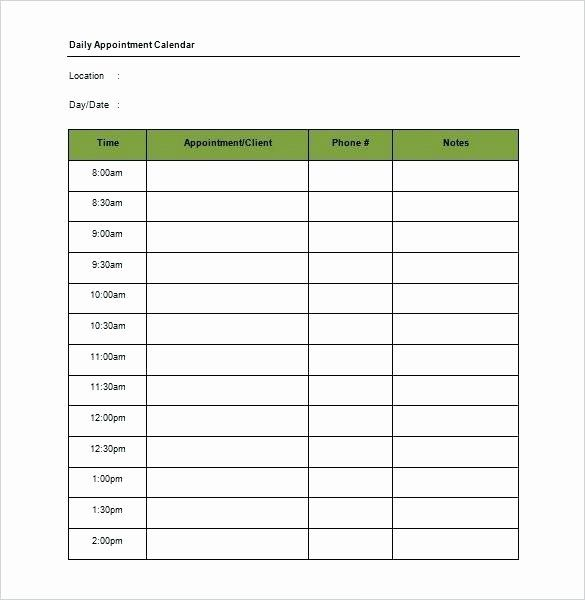 Interview Schedule Template Excel Best Of Excel Class Schedule Template Facile More Timetable Weekly Appointment Calendar Schedule Template Schedule Templates