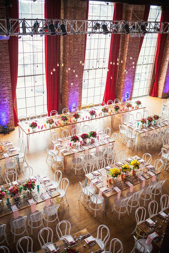 408 best r e c e p t i o n images on pinterest table settings substation was the venue for our modern bollywood meets industrial new york look for shivani and genes amazing melbourne wedding junglespirit Gallery