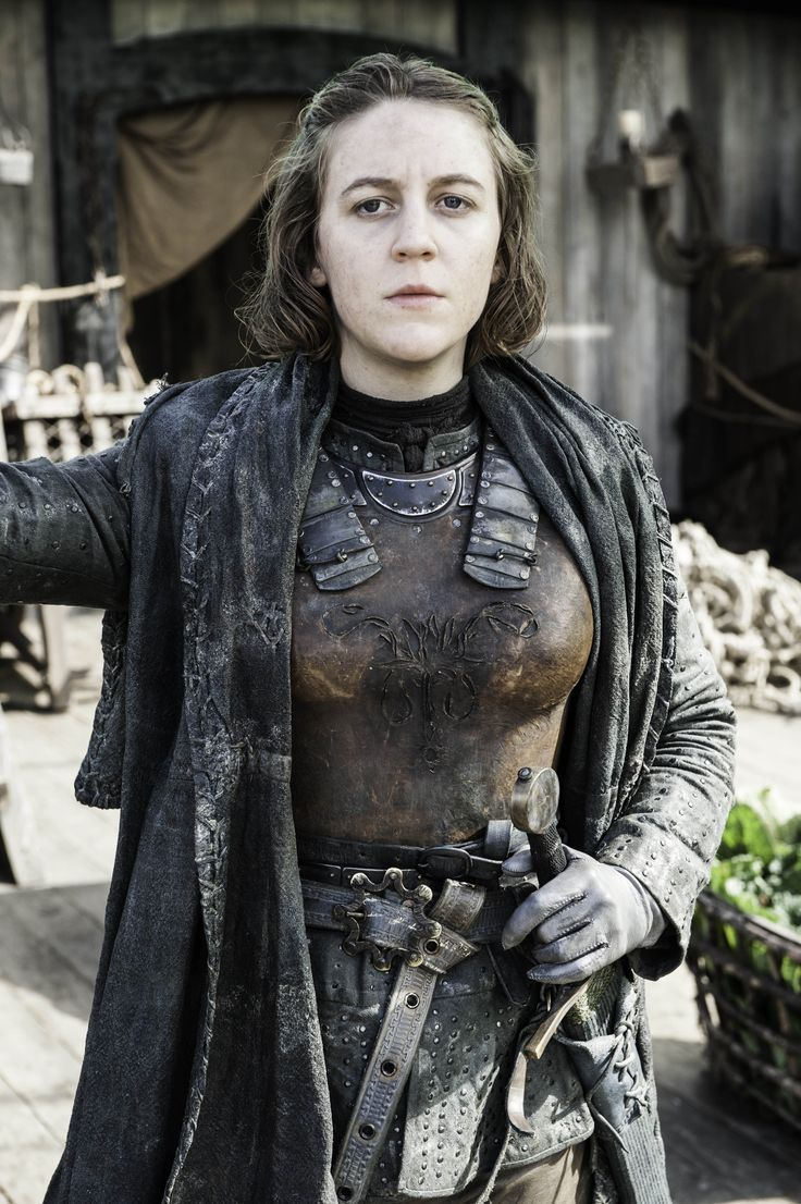 One of the most fantastic and least talked about characters on the show. Kicks butt! Yara Greyjoy | Game of Thrones. Like A BOSS.
