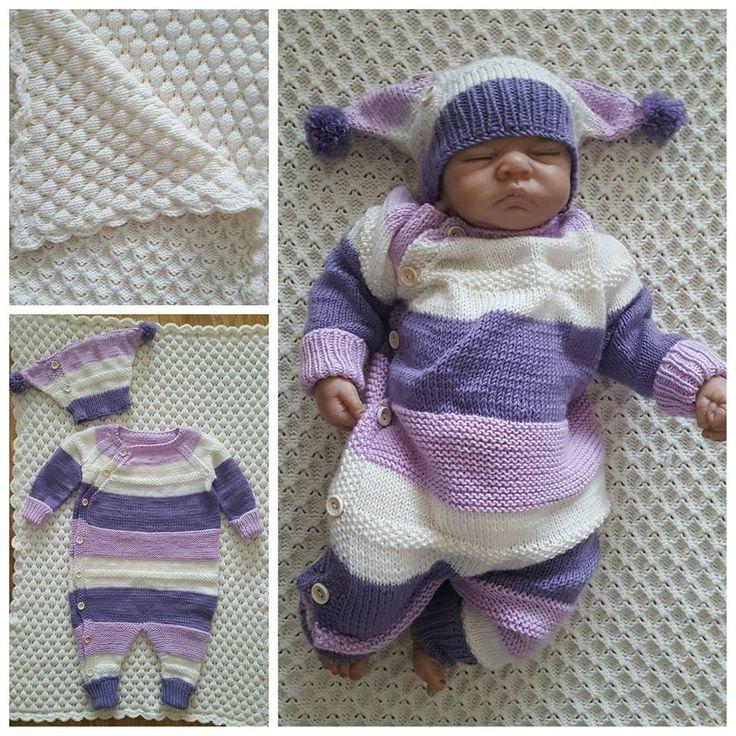 Lettvintdress Babyteppe