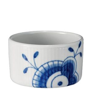updated version of the classic Danish Blue Fluted pattern - Royal Copenhagen