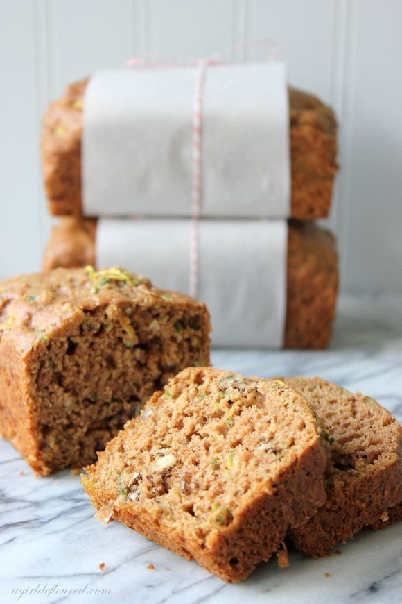 Gluten-Free Zucchini Bread | gluten-free | Pinterest