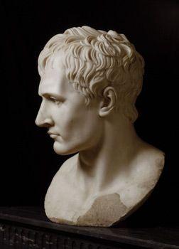 "Antonio Canova  ""Colossal Bust of Napoléon""  c. 1810"