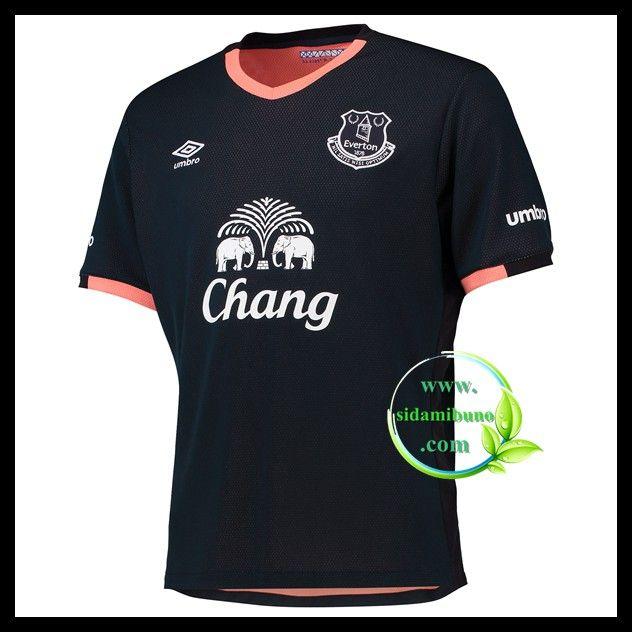 Fotballdrakter Everton Bortedraktsett 2016-2017