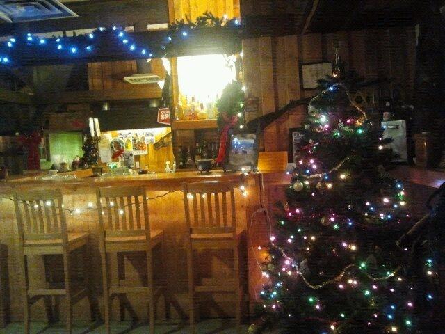 Cattlemen's Christmas tree