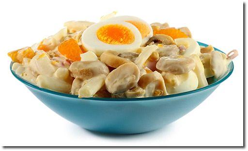 Eiersalat klassisch