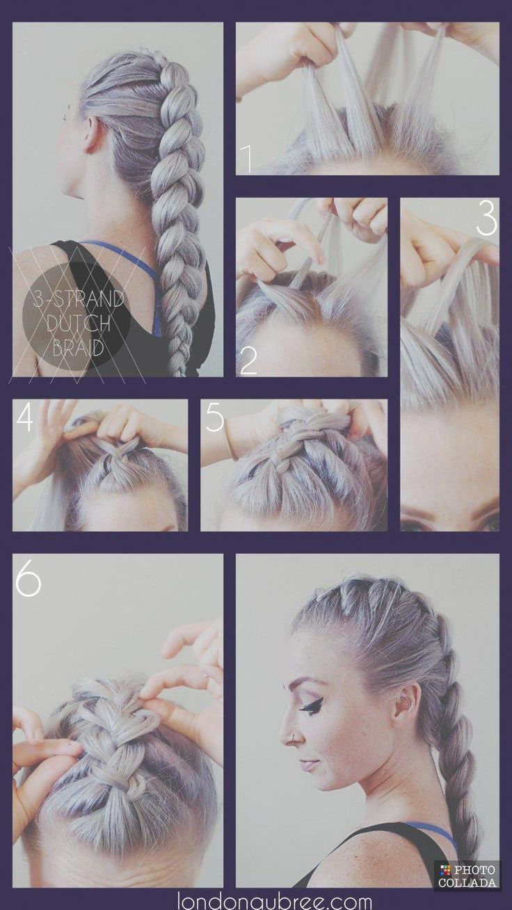 Braid Hairstyles Boho Music Festivals Dutchbraid Hairstyle Boho