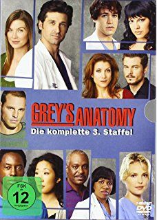 Grey's Anatomy [Staffel 3] <3