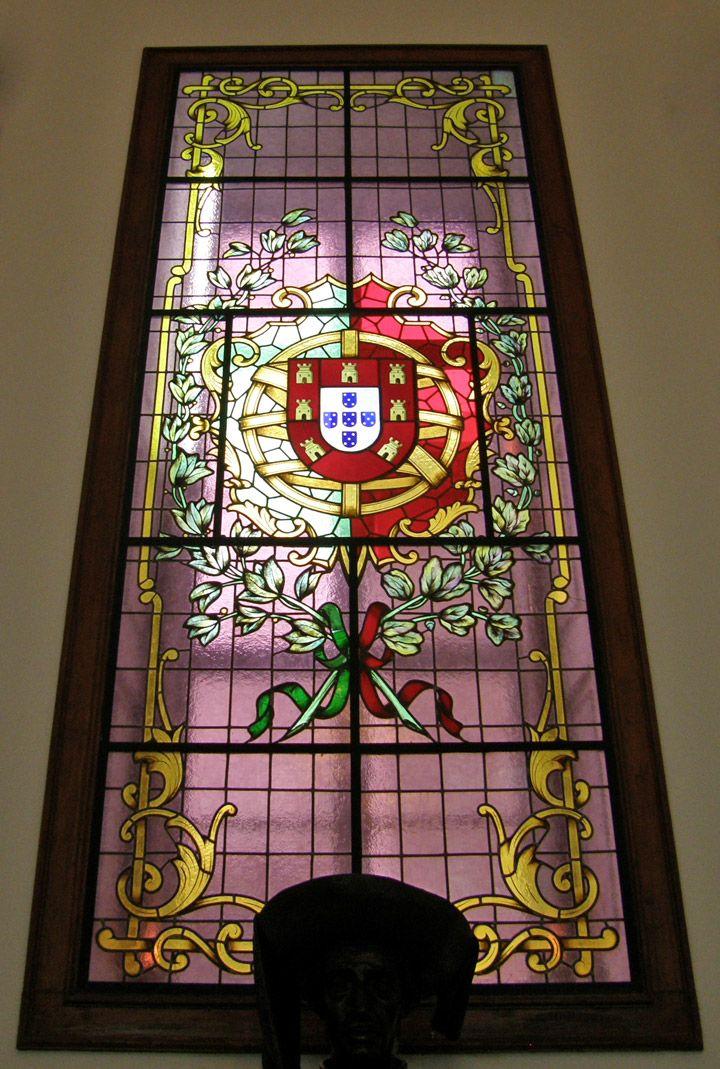 City Hall, Angra do Heroismo, Terceira Island, Azores, Portugal