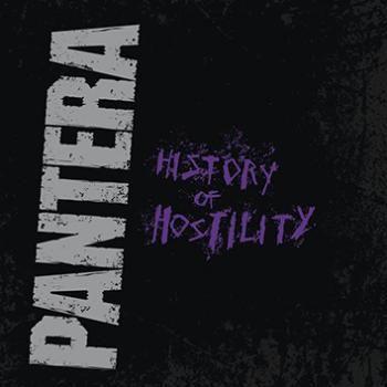 "L'album dei #Pantera intitolato ""History Of Hostility""."