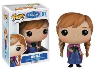 Anna Disney: Frozen Funko POP Action Figures! | SKGaleana