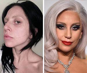 32 Celebs Without Makeup