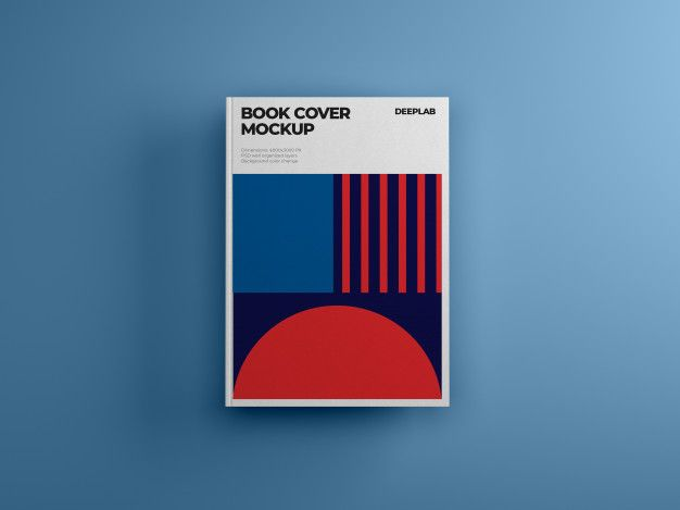 Hardcover Vertical Book With Editable Background Color Mockup Book Texture Colorful Backgrounds Hardcover