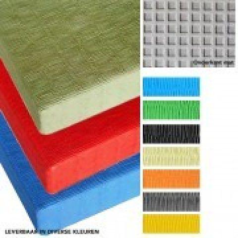 100 x 100 cm Judo matten diversen kleuren IJF approved