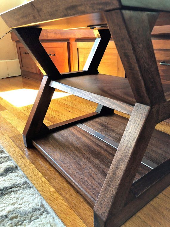 Modern End Table Living Room Side Table Handmade Office Sofa