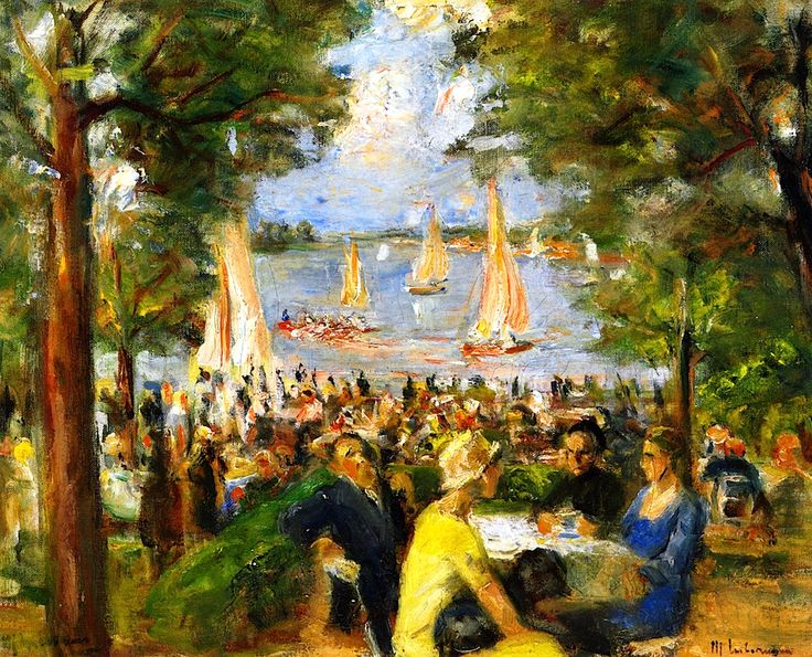 1000+ images about Max Liebermann (1847-1935) on Pinterest ...